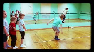 Открытый урок! 29.11.2017. Детский фитнес.