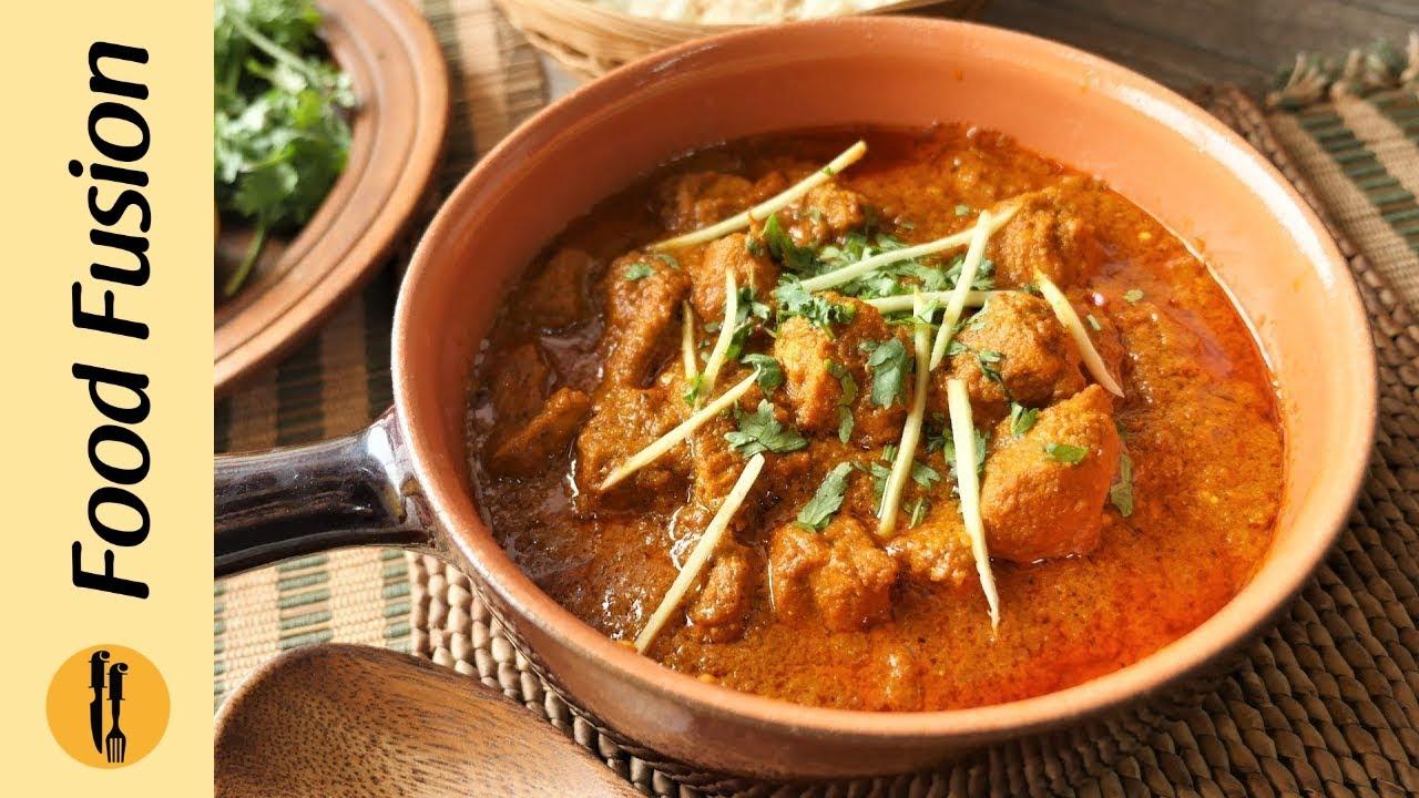 Chicken Tikka handi Recipe By Food Fusion