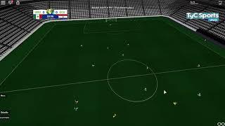 [ROBLOX] America's Cup Ecuador vs Uruguay
