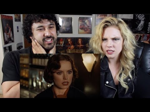 Murder on the Orient Express     2 REACTION & !!!