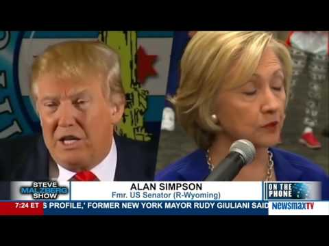 Malzberg | Alan Simpson on everything from the presidential race to terrorism