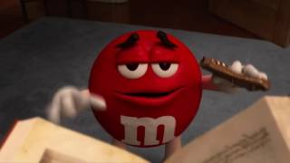 Funny of Halloween 2016   Cannibal Costume M&M`s Commercial HD, 720p