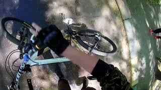 Лето по подходе!))) Обзор нового велосипеда друга! Jamis и пикник на природе!)