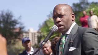 Stand Your Ground Pastor Jamal Bryant