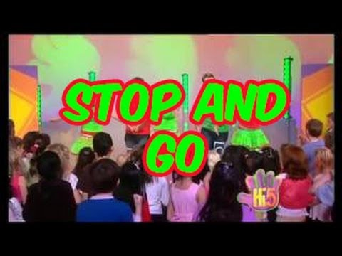 Stop and Go - Hi-5 - Season 9 Song of the Week