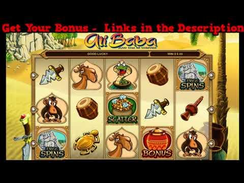 Alibaba Slot - Best USA Online Casino Bonuses - No Deposit Bonus Codes