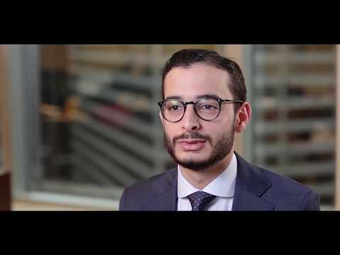 Meet Luis, Analyst, Global Emerging Markets
