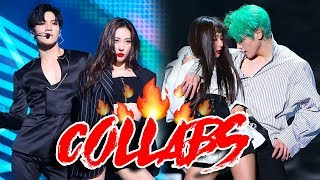 KPOP GROUPS Collab With Other KPOP GROUPS 🔥