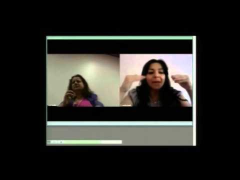 Conversation with Palestinian filmmaker Sandra Madi