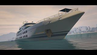 GTA 5 - Buying 10 mio $ LUXURY YACHT! [NEW DECEMBER DLC]