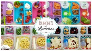 KIDS Choice Lunches 😀 Bunches of Lunches SUMMER