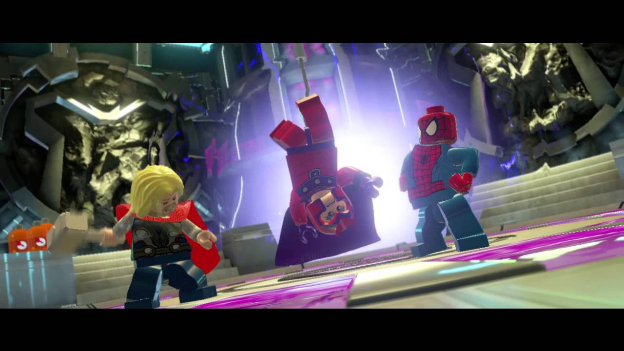 Lego Marvel Super Heroes Launch Trailer Youtube