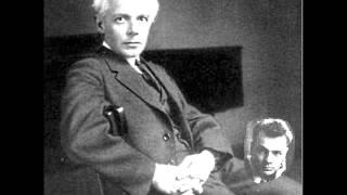B. Bartok - T. Serly: Viola Concerto Sz. 120 BB 128 (op. posth) (Part I)