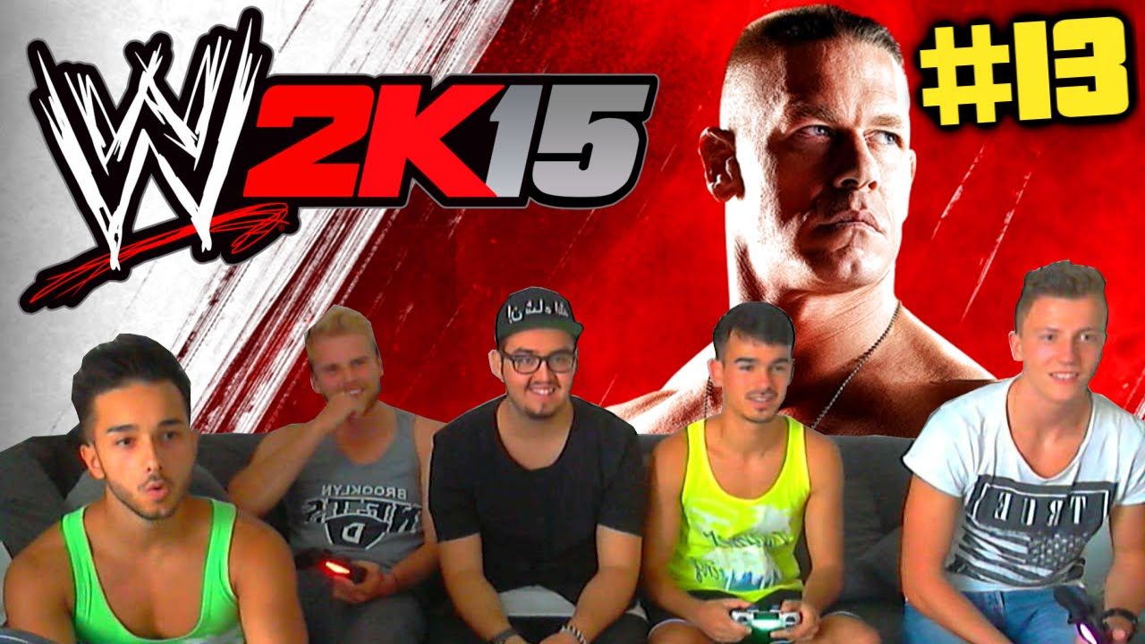 wwe 2k15 let 39 s play 13 facecam royal rumble mit freunden hd youtube. Black Bedroom Furniture Sets. Home Design Ideas