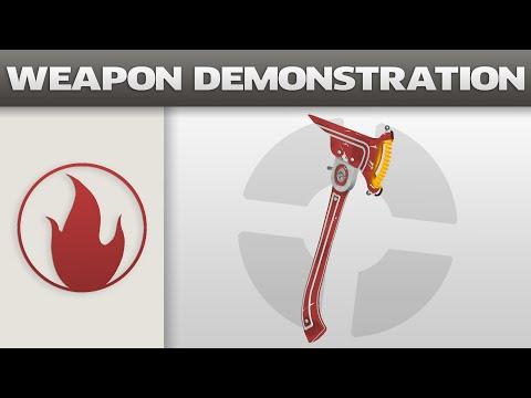 Weapon Demonstration: Third Degree