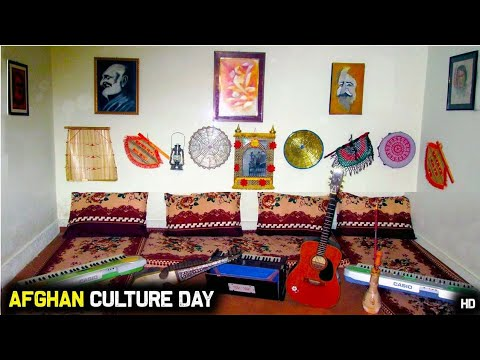 Afghan Culture Day | Afghanistan Culture | 2020