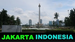 A Tourist's Guide to Jakarta, Indonesia 2019