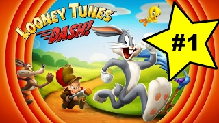 Забег Луни Тюнз #1 /Looney Tunes / Канал Айка TV