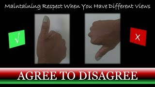 Intro Agree To Disagree Broadcast