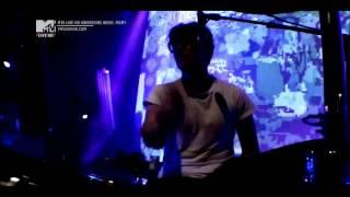 MGMT - MTV Live Vibrations HD - Brian Eno