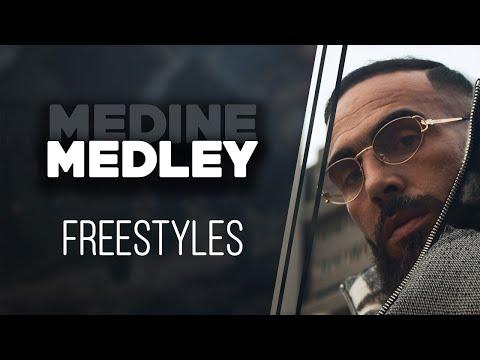 Youtube: MEDINE | MEDLEY FREESTYLES