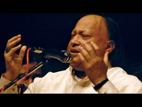 Shikwa - Allama Iqbal -  Nusrat Fateh Ali Khan HD With Lyrics &  Translate