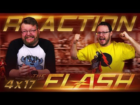 """The Flash 4x17 REACTION!! """"Null and Annoyed"""""""