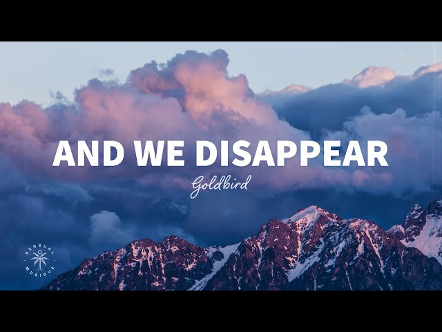 Goldbird - And We Disappear (Lyrics)