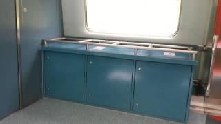 東鐵MLR 1110車箱之放置沙中線工程設備箱
