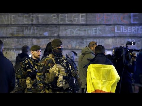 Terror investigation: four more detained in Belgium