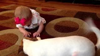 Как научить ребенка ползать! (Часть 1) Упражнения для грудничков))