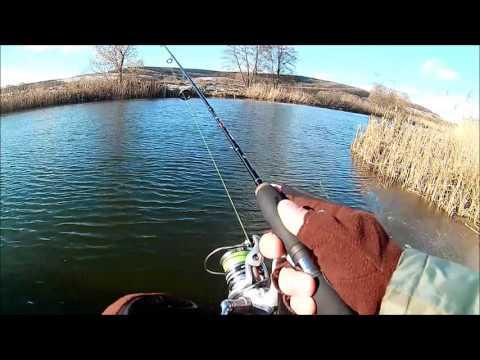 микроджиг на реке как ловить