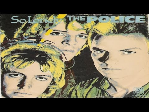 The Police - So Lonely (Extended Remix)