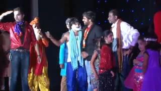 Part 4/5 Utkala Dibasa 2016 Odia in Oman ISCO Muscat Sabya sachi n Archita