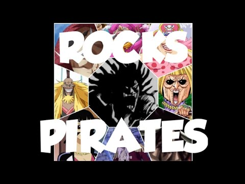 Rocks Pirates One Piece
