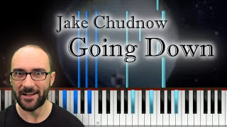 Jake Chudnow - Going Down (Piano Cover)