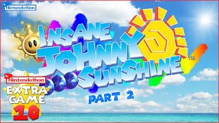 The HFC Nintendothon: Helping Everyone To Have Peace of Mind! [IG-10: Super Mario Sunshine] (2/2)