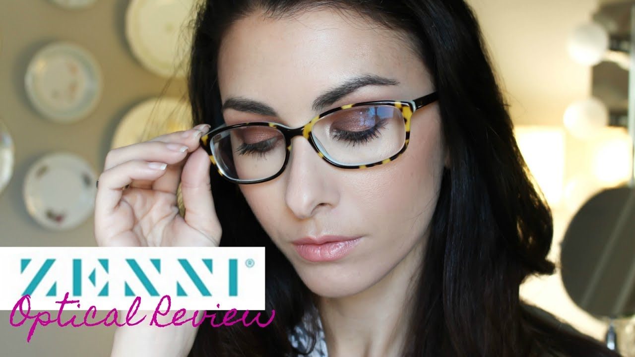 1a78727d4077 Zenni Optical Glasses Review 2017 - YouTube