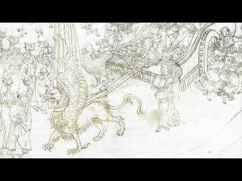Botticelli's Dante: Purgatorio: Cantos 28-30