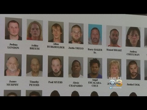 More Than 2 Dozen Arrested In Chester County Drug Bust
