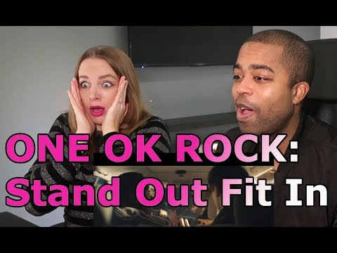 ONE OK ROCK: Stand Out Fit In (REACTION 🎵)