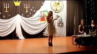 Роль мачехи в мюзикле Золушка (Дарья Кокоша)
