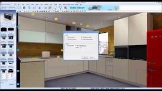 KDMAX - Software para desenho de cozinhas e roupeiros - como fazer uma cozinha