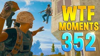 PUBG Daily Funny WTF Moments Highlights Ep 352