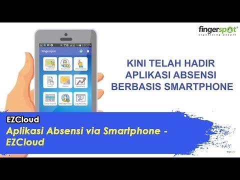 EZCloud | Aplikasi Absensi Online via Smartphone | Fingerspot