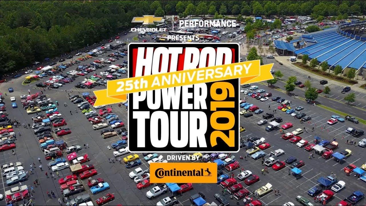 Power Tour 2020.Hot Rod Power Tour Hot Rod Network