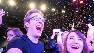 ON STAGE at Summer in the City 2015 | Evan Edinger Vlogs