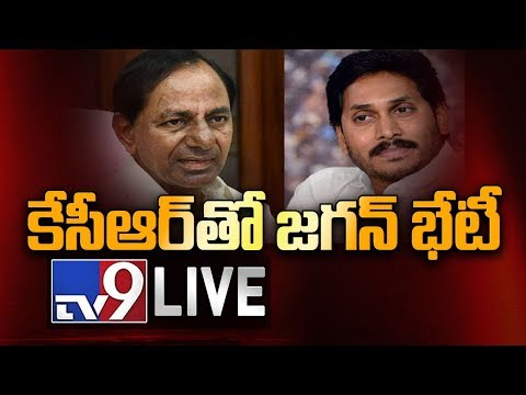 YS Jagan meets