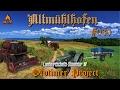 030 - noch mehr Arbeit, jetzt auch im Frühling - Let's daddel Altmühlhofen - LS17 Oldtimer