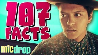 Facts About Bruno Mars